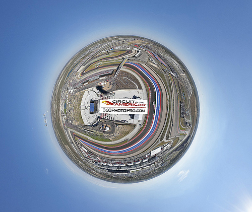 Circuit of the Americas Tower 360 View