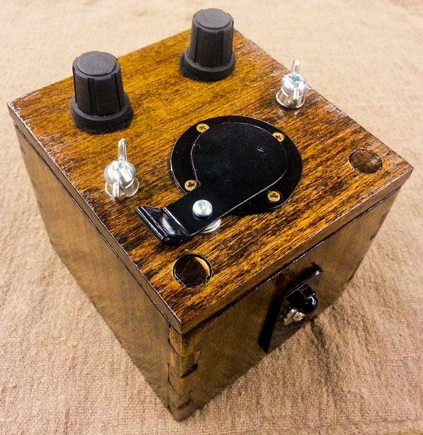 Build an Anamorphic Pinhole Camera