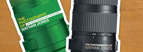 Five Business Card Ideas For Photographers