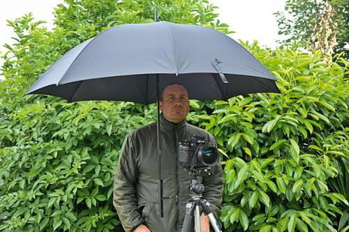 Quick Tip: Stay Dry While Shooting In The Rain