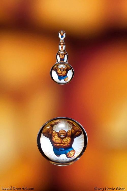 How To Capture and Superheros