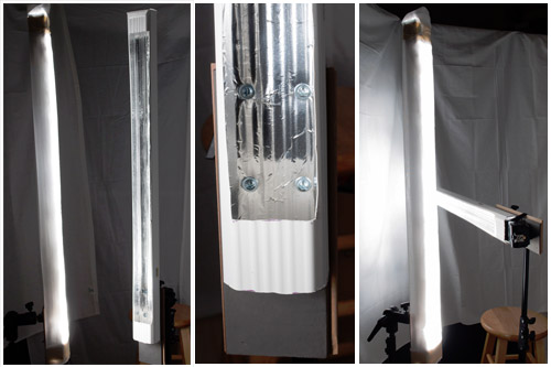 DIY Rugged Portable Strip Light