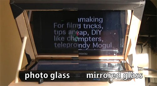 How To Build A Teleprompter + Tips