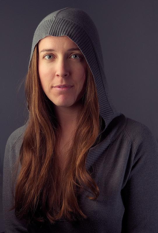 mairi beautiful model portrait hair eyes GIMP by Pat David