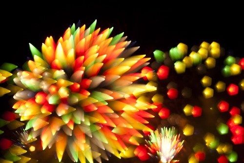 Long Exposure Fireworks Tutorial