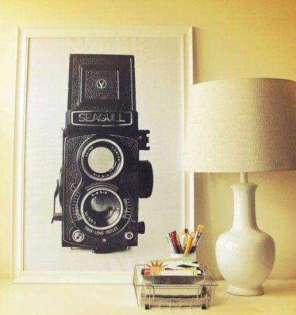 Create Huge Black And White Prints On The Cheap