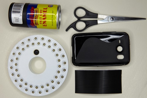How to Build A Clever iPhone Ring Light
