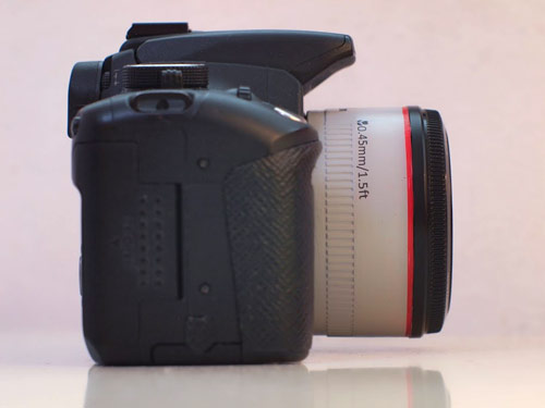 How To Upgrade A Canon Lens