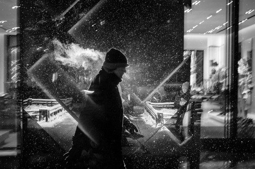 Satoki Nagata's Combination of Street Photography And Shutter Drag