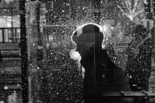 Satoki Nagata's Combination of Street Photography And Shutter Drag
