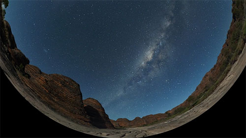 This Nocturnal Timelapse Will Make You Love Night