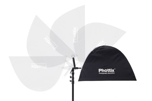 Phottix's Multi Boom Flash Bracket Removes The Pain For Umbrella Softbox Users