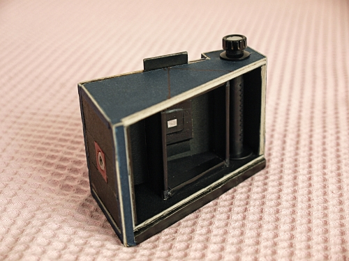 How To Build a Tilted Plane Pinhole Cameras