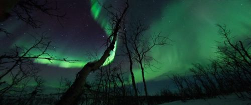 Amazing Aurora Lights Time-Lapse And Its Mischievous Inspiration