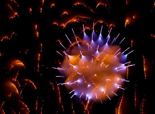 Long Exposure Fireworks Tutorial
