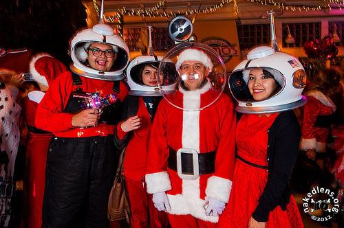 Astro Santas