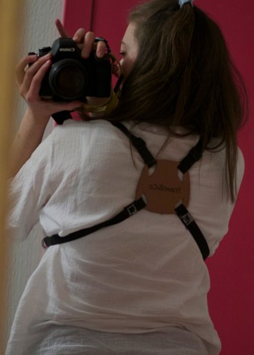 How To Relief Your Neck With A Homemade Camera Harness