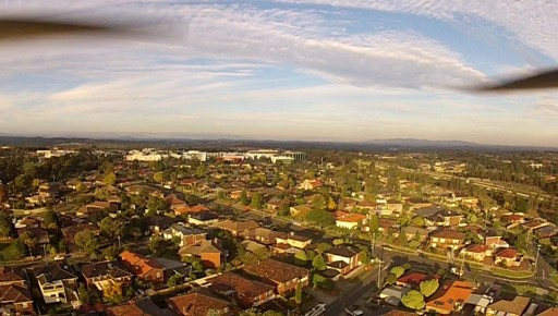 Using CHDK For Quadcopter Aerial Photography