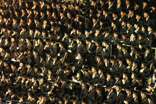 Dror Garti Talks About His Project Photographing Highly Orthodox Jews