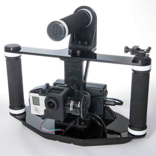 The eSteady Is a $200 Home Brew MōVI