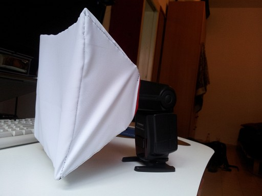 An Evening DIY Softbox, 7