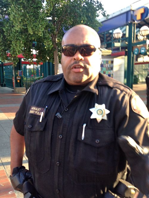 End Of A Tale. Seattle Officer Who Threatened To Arrest News Editor For Taking A Picture Gets The Sack