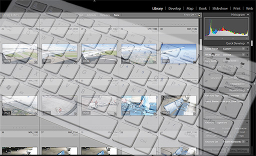 Use Keyboard Shortcuts To Expedite Your Lightroom Workflow