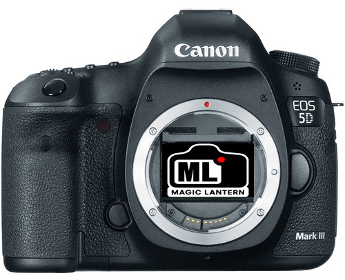 Magic Lantern Pulls RAW Video at 24FPS From Canon's 5D mkIII