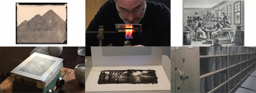 Introduction To 6 Photographic Processes By The George Eastman House
