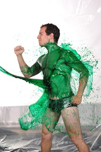 Using Chroma Key Water For Special Effects [NSFW]