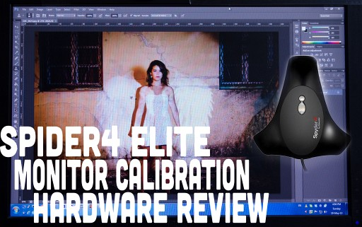 Spider4 Elite - Monitor Calibration Hardware Review