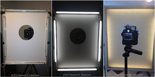 How To Build A Square Light Beauty Rig