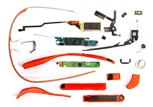 Teardown of Google Glass