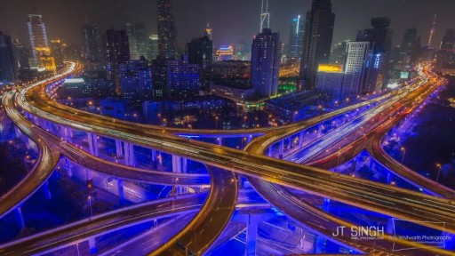 Super Impressive Time Lapse Of Shanghai (And Vietnam and Kuala Lumpur)