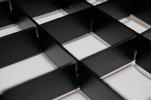 DIY Softbox grid