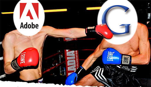 Is Google Planning To Go Head To Head With Adobe?