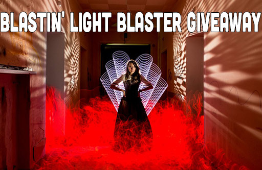 DIYPhotography's Blastin' Light Blaster™ Giveaway
