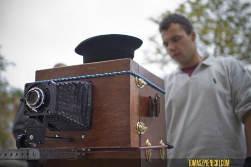 The Idlozi Is A Hand Made Wet Plate Camera That Looks Into Your Soul