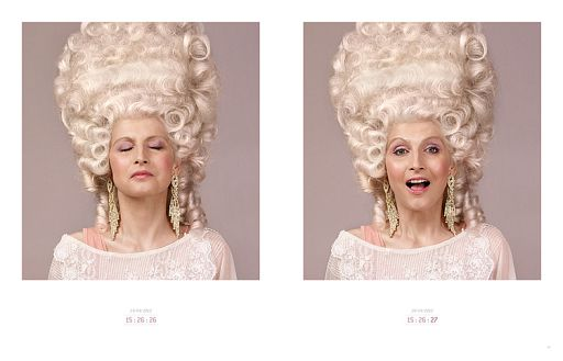 Ever Wanted To Make A Person Forget They Had Cancer? Check Out This Brilliant Portrait Project