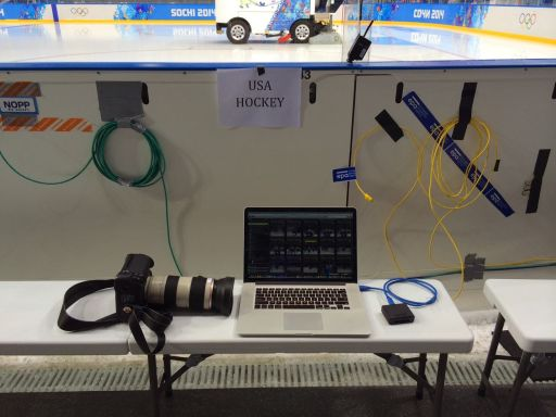 Shoot, Edit, Upload In Under 2 Hours - Jeff Cable's Setup For The Winder Olympics