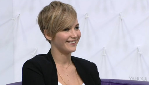 Jennifer Lawrence Goes Against Airbrushed Models