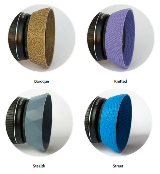 Spoil Your Lens With A 3D printed Lenshood