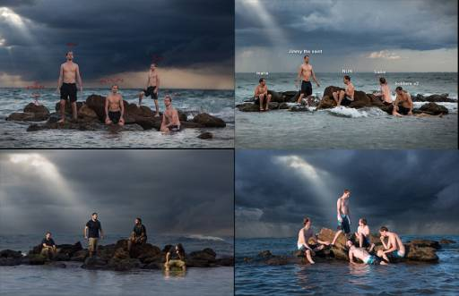 BTS: Lost In The Flood By Tomer Jacobson