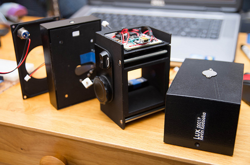 The Lux Is A Beautiful Waist Level 120 Camera, You Can Build It Too