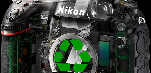 Nikon Just Filed A Patent For An Interchangeable Sensor Camera