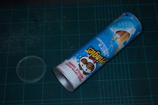 "How To Make A Pringle Can ""Saberstrip"" - Short & Sweet"