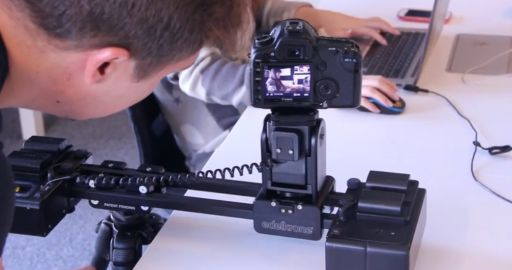 Edelkrone Launches Sliderplus Motion Control Kit - Has Sweet Target Tracking