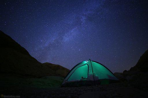 Photo Breakdown - Amazing Star Trails Night Exposure
