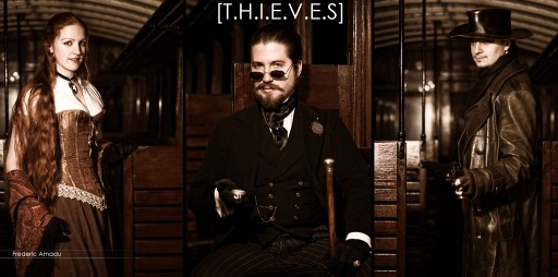 How I Created A Cinematic Thieves Inspired Photo Story