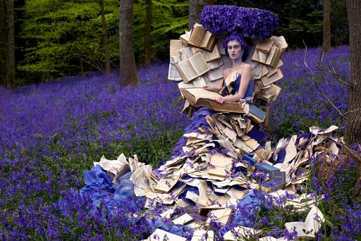 The Delicate And Beautiful World of Kirsty Mitchell's Fantasy Wonderland